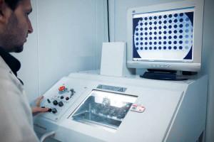 Contrôle et tests : controle optique automatisé